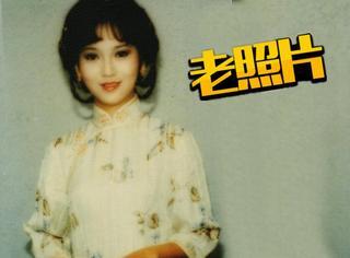 【老照片】无修图无整容,赵雅芝才是真女神啊