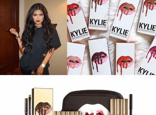 Kylie Lip Kit卖到脱销 明星自营品牌真的是美妆界的一支兴奋剂?!
