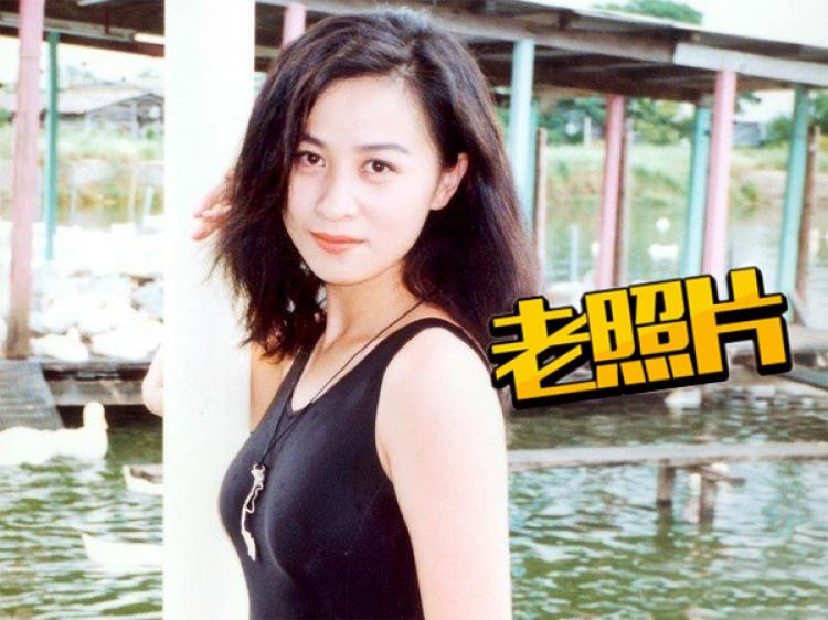 【老照片】刘嘉玲年轻的时候真的好美艳啊