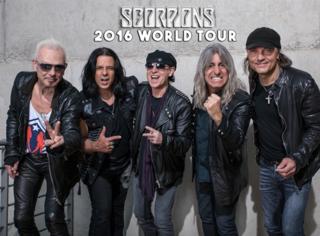 蝎子乐队2016北京演唱会,摇滚铁汉们都在现场感动成泪人