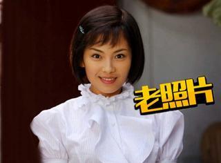 【老照片】见过还是邻家妹妹的刘涛吗?真的好清纯啊