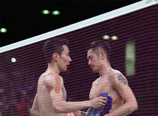 十年光阴37次交手,林丹李宗伟相爱相杀,成就彼此伟大