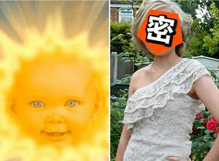 《天线宝宝》里的娃娃脸太阳原来是她!
