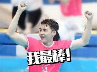 湿身投篮+表白谢娜,李易峰在《快本》的撩妹技能我给满分!