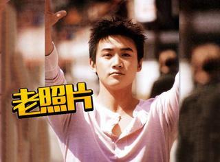 【老照片】陆毅,一个颜值气质并存的阳光美少年
