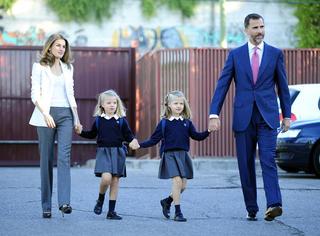 又到金秋开学季,王室的王子公主们和我们一样也开学啦!