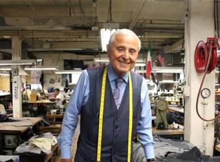他从奥斯维辛集中营里幸存,现在连美国总统都要找他帮忙做衣服