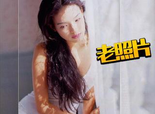 【老照片】舒淇终于嫁人了,来看看她过去最美最性感的照片吧