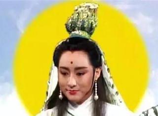 刘恺威走红的幕后推手,竟是《新白娘子传奇》里的观世音菩萨
