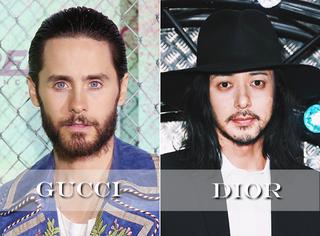 莱托少爷能穿出100种Gucci,而小田切让能把每件Dior都穿成自己!