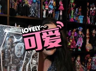妈妈收集600多个芭比娃娃,她实现了大多数女孩的公主梦