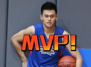 一个被游泳耽误的篮球天才,孙杨居然拿下了篮球赛的MVP