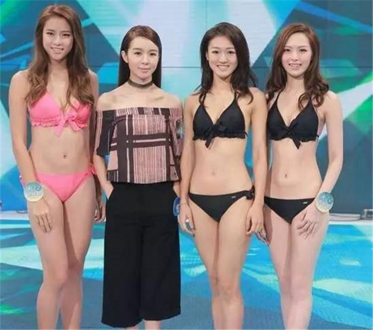 香港小姐质量逐年下降,其实和《超级女声》是一个道理!