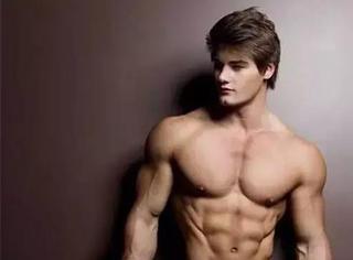 谁说健身的男生都长得很糙,健身小鲜肉来袭!