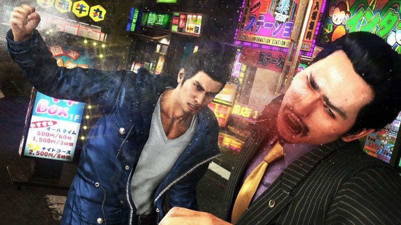 那些年吹过的牛B,都在《如龙6》里实现了 | 东京电玩展PS4新作前瞻……