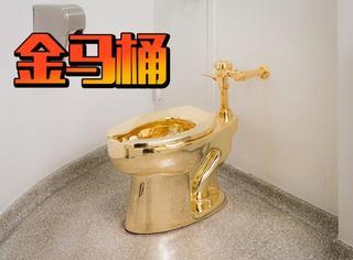 纽约金马桶免费开放,游客可以免费随意拉shi
