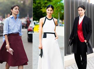 """""""全球最会穿衣服的女人""""到底有什么穿衣秘诀?"""