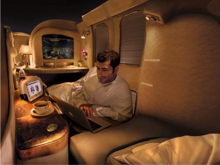 价值14万人民币的头等舱原来是这样子的!