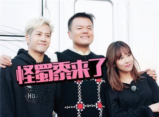 最好的朋友是何炅、和霏霏PK绕口令,王嘉尔还现场自曝了不能吃辣的原因