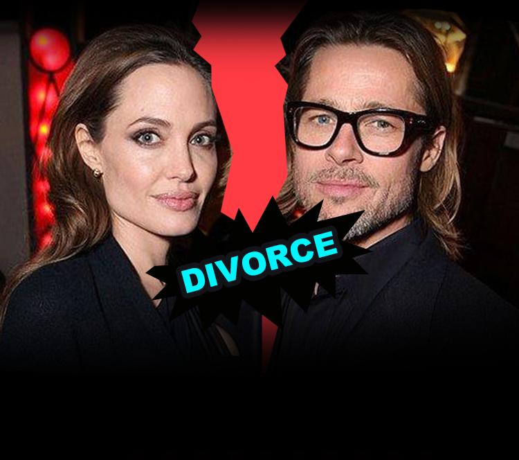相恋12年结婚两年,传了3次不和,朱莉和皮特这回真要离婚了