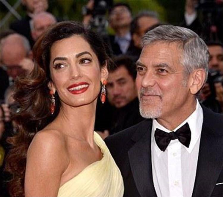 把ISIS告上法庭!乔治·克鲁尼的美娇妻果然和那些无脑妖艳贱货不同