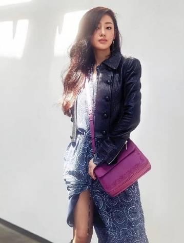 下半年,跟着张天爱、周丽淇买TUSCAN'S同款包包