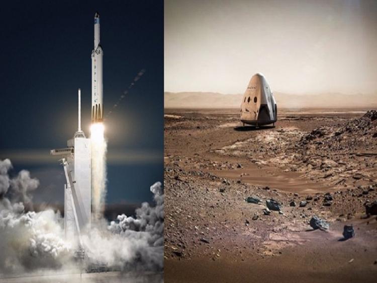 百年内将百万地球人送往火星,马斯克公布火星移民计划