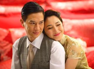 她曾是TVB一姐,,为爱隐退10年成就7料影帝…关咏荷张家辉,逆生长的爱情童话!