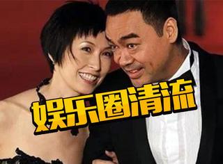 娱乐圈清流!刘青云郭蔼明相爱24年,把小日子过成一首诗