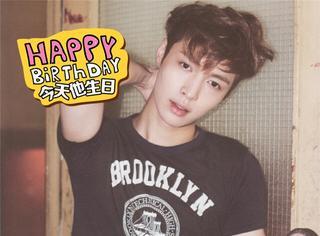 【今天TA生日】张艺兴:歌手or演员,其实他就是一个拼搏的少年