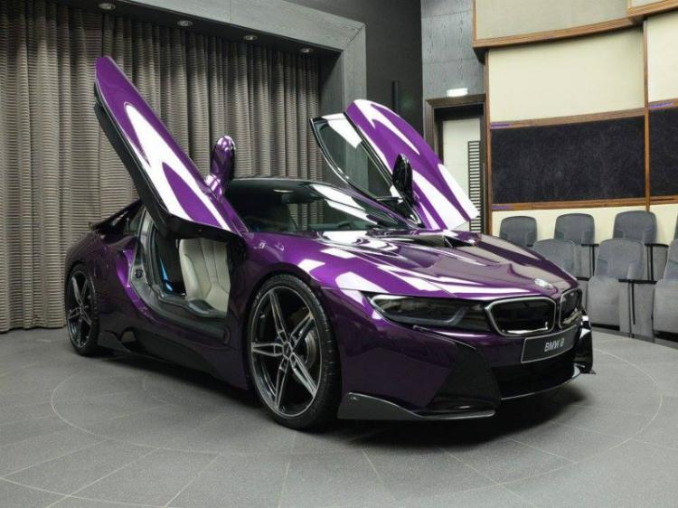 骚紫i8空降阿布扎比,阿联酋神秘富豪专为四姨太订制