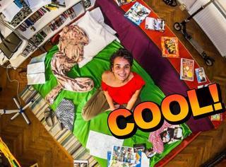 你好奇过世界各地年轻人的房间吗?这个摄影师帮你拍全了