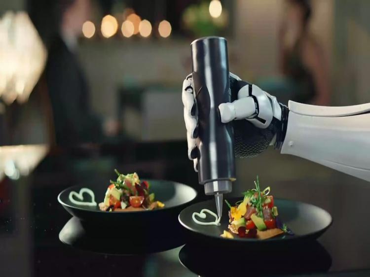做饭机器人Moley不仅可以烹制米其林大餐,现在它还学会了洗碗……