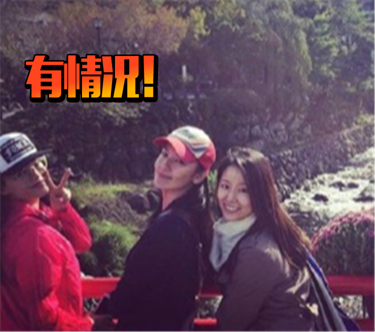 舒淇林心如同游日本,俩人这肚子都有情况啊?