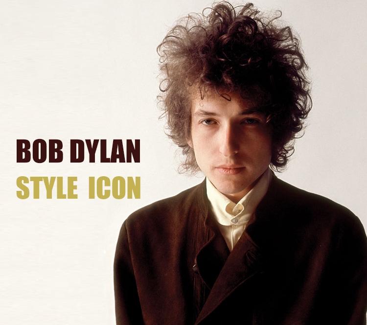 不仅有个诺贝尔奖,鲍勃·迪伦的文艺范也值得写进时装史书