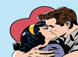 测测你是个接吻高手吗?