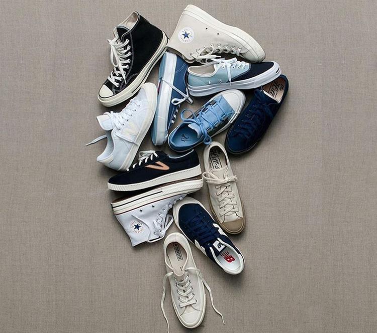帆布鞋只有Converse?这里还有另外10双