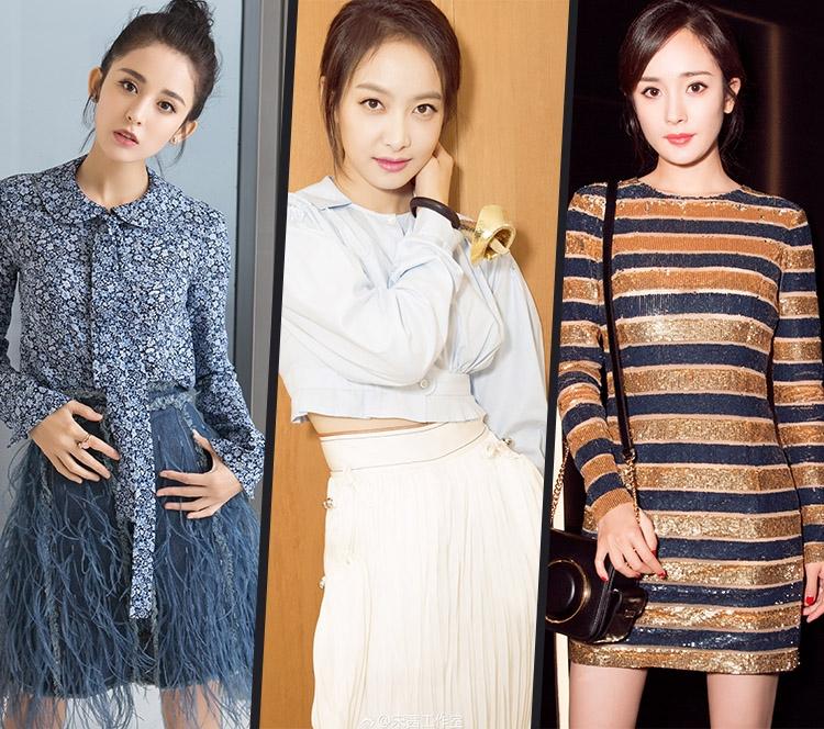 靠衣品称霸娱乐圈 这10个女明星简直太会穿了!