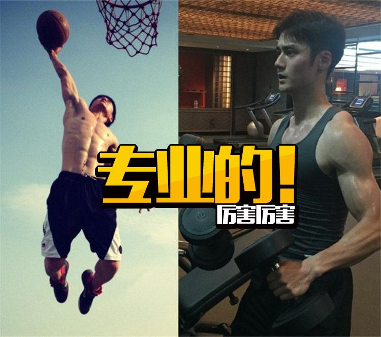 蒋劲夫体能比孙杨、黄子韬还好是有原因的,他的副业好像是运动员?