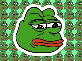 【表情包】悲伤蛙主题表情包。没有最魔性,只有更魔性!