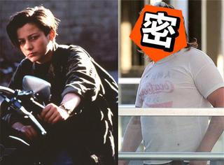 当年《终结者2》小正太颜值不输小李子,25年后却完全变形!