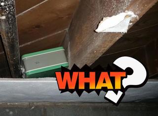 小伙在天花板一个接一个的发现宝箱,里面果然有大秘密!