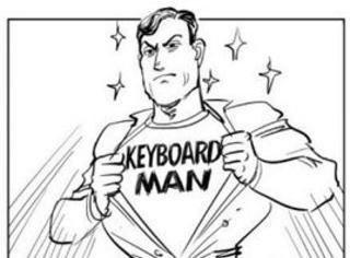 【表情包】所有键盘侠都得死:黑镜系列表情包