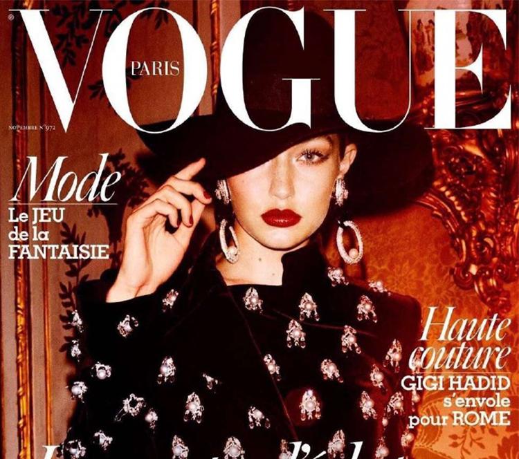 【时装片】Gigi玩转优雅和性感!在时尚圈游走的摩登女郎!