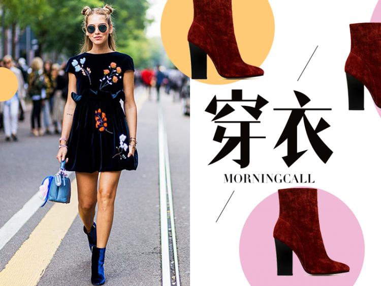 【穿衣MorningCall】秋冬必备的AnkleBoots,不同年龄不一样的时尚搭配法!