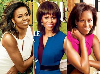 """奥巴马夫人""""下岗""""前狂揽封面,三登VOGUE也见证了大家对她心态的转变"""