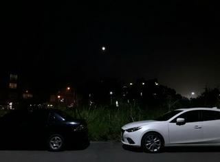 月亮很大吗?你拍到今晚的extra超级无敌大月亮嘞么?