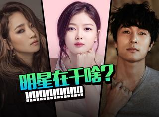 韩国民众连续游行18天,韩国娱乐圈的明星们都是什么反应?