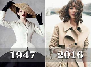 她是Dior御用代言人,虽然长得不精致,却能把70年前的裙子穿出独特气质