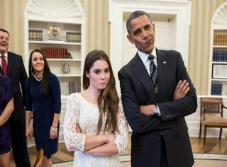 奥巴马在位8年拍摄近两百万张私照,这些是最精彩的33张